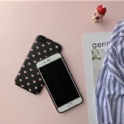 iPhone Valentine Hearts Cover